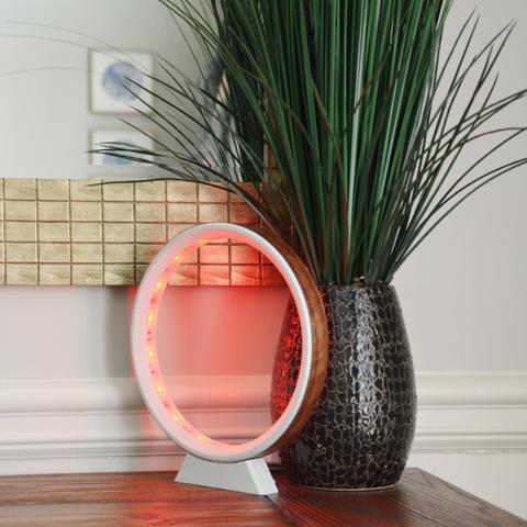3d printed LED RING LAMP BUILD