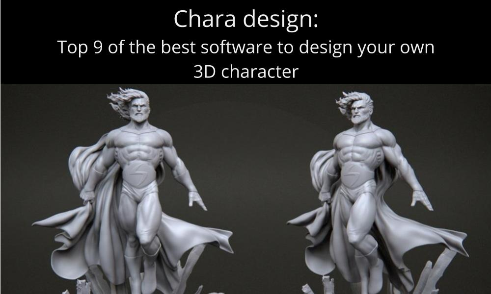 Chara design: Top of the best software in 2020