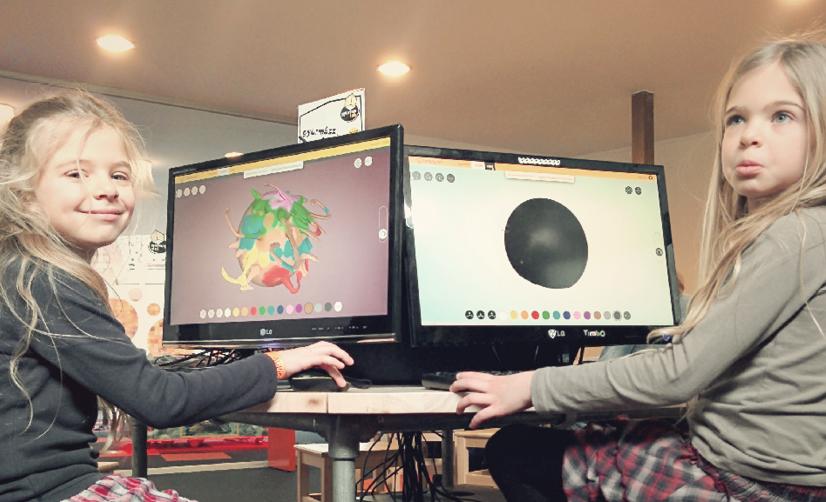 3D modeling software for kids