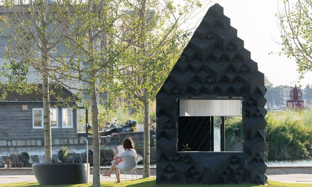 3D printed house: how 3D printing helps to build houses