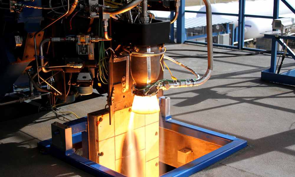 Top of the best 3D printed rocket engine projects