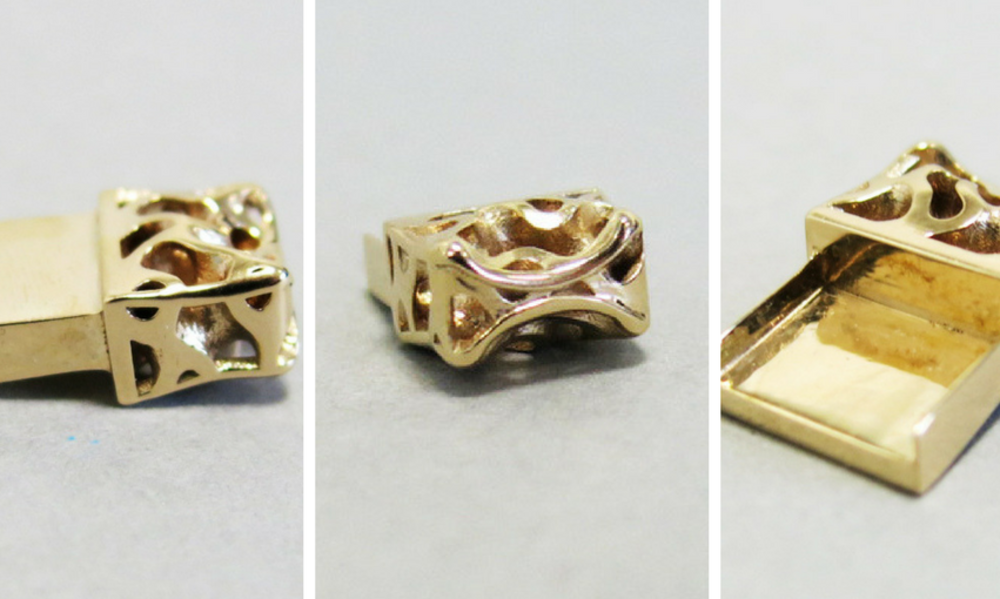 Discover our new 3d printing material: Bronze