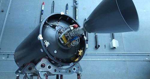 3D printed rocket engine
