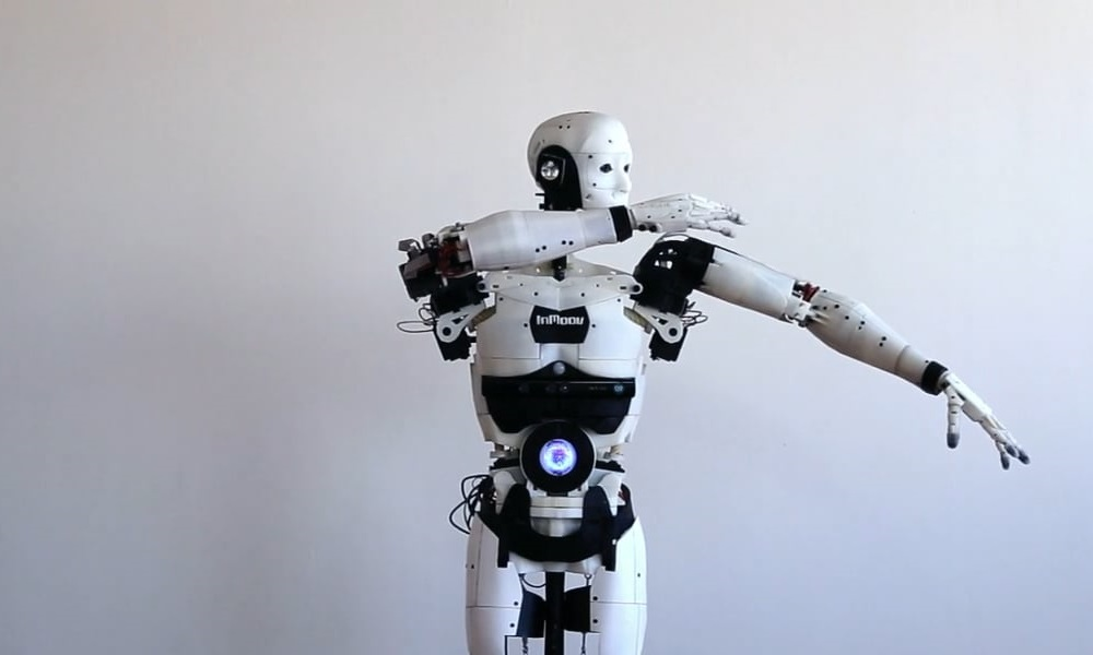 Top of the 3D printed robot projets