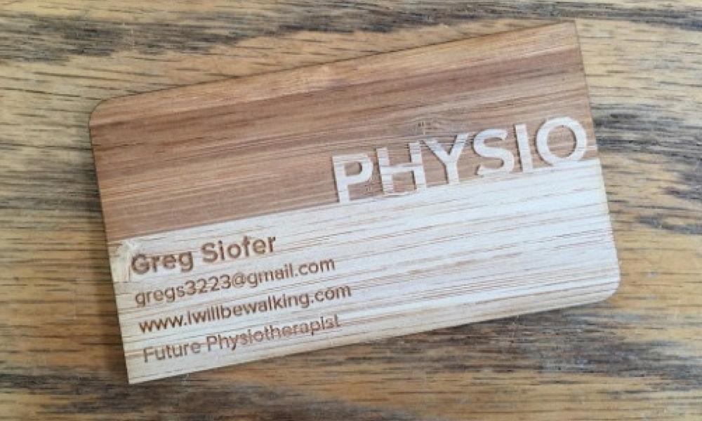 Laser cut wood
