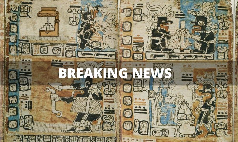 Les origines de l'impression 3D découvertes dans une nouvelle cité Maya!