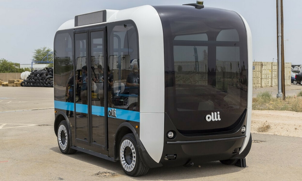 Meet the urban transportation of the future made with 3D printing