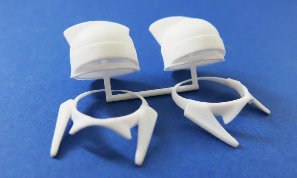 Fehlerhafte 3D-Drucke: Überlappungen im 3D-Modell