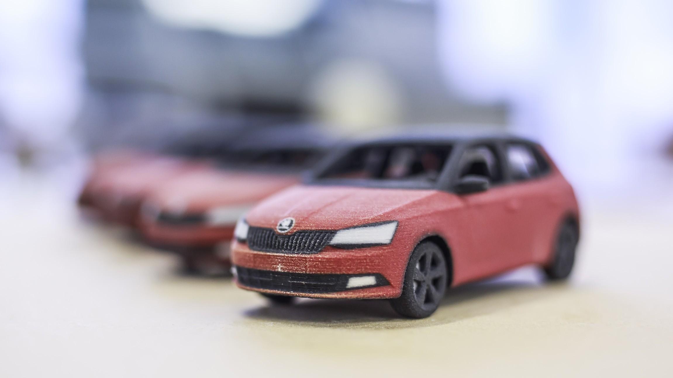 Mass Customization with 3D printing