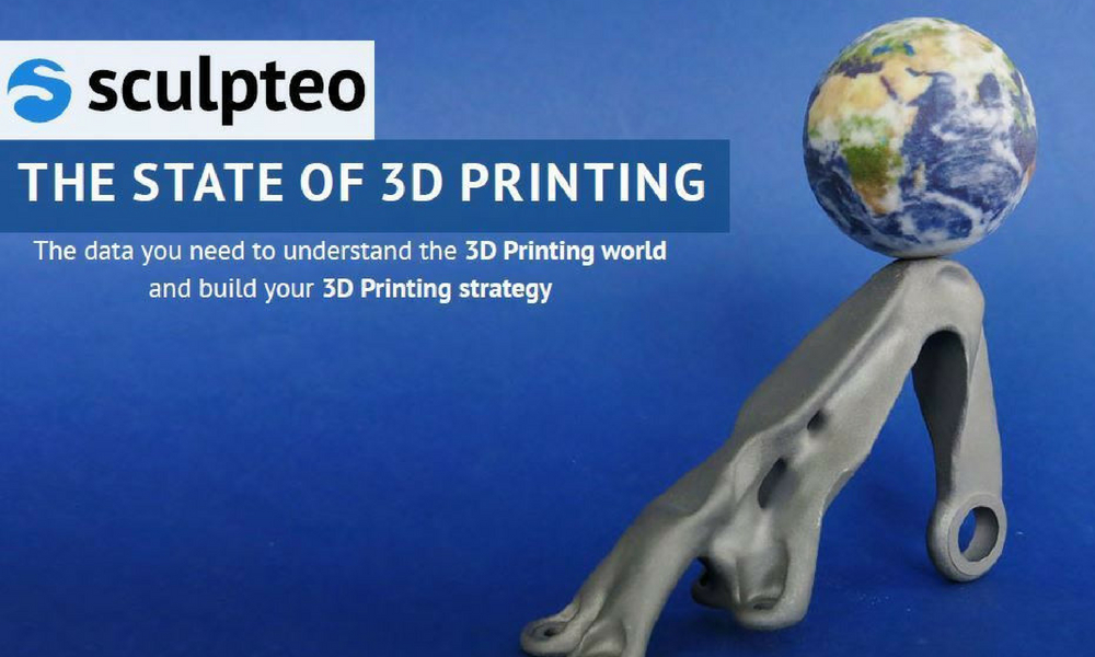 State of 3D printing 2018 on its way!