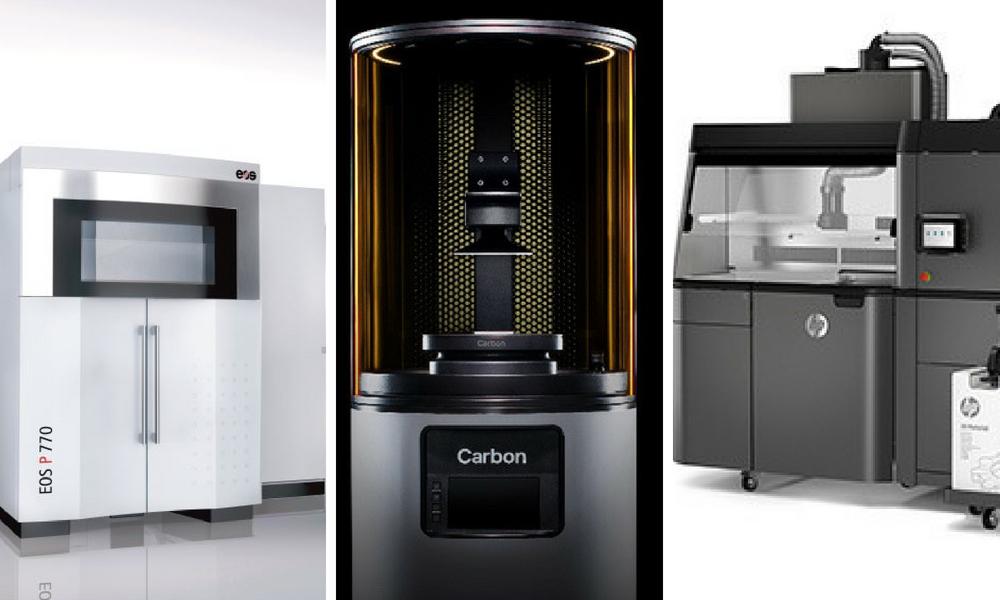 3D-Drucker: Die besten industriellen 3D-Drucker 2018