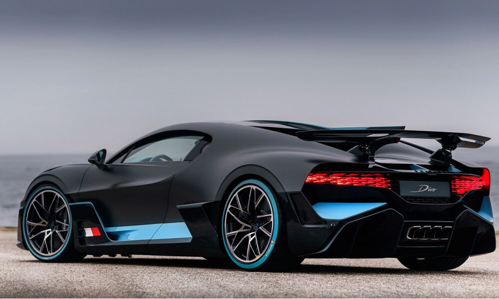 3D printed car parts: Meet Bugatti's Divo Supercar