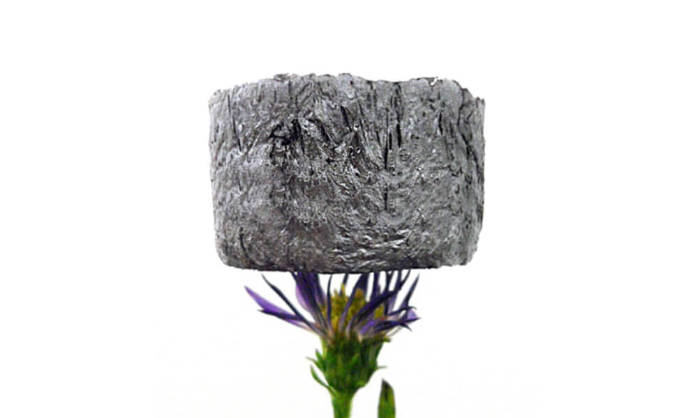 World's lightest and strongest material: Graphene Aerogel 3D printing!