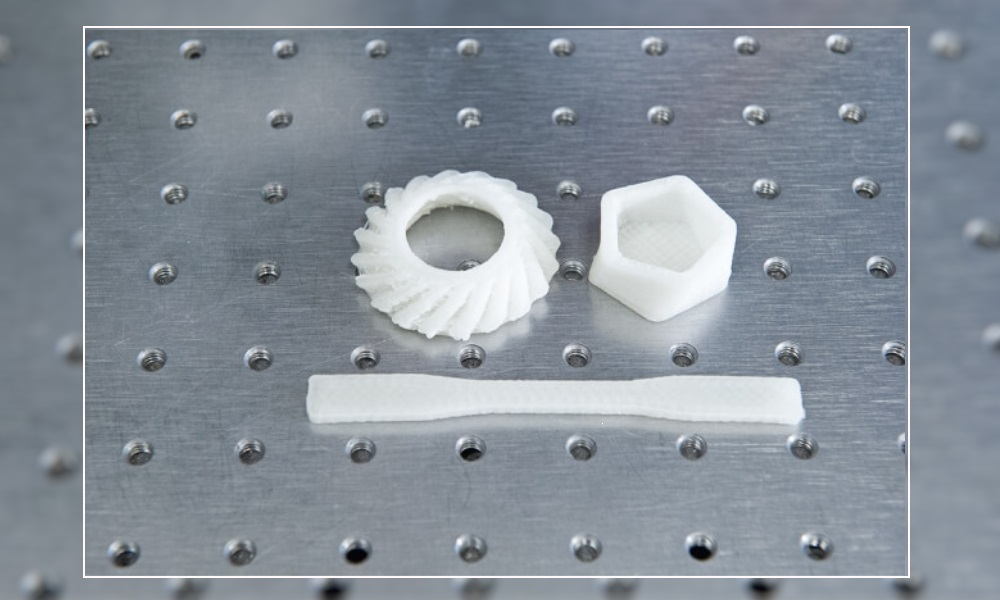 Faster 3D printer and antibacterial 3D printed cellulose