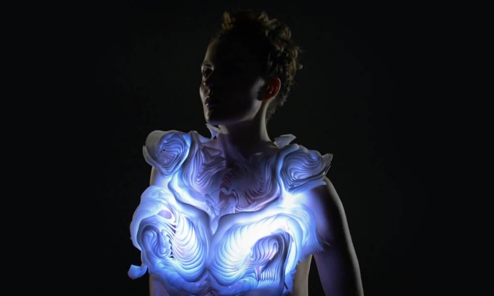 Can we 3D print smart fabrics?