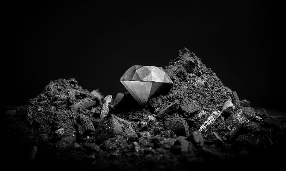 Diamond: the world's hardest material now can be 3D printed