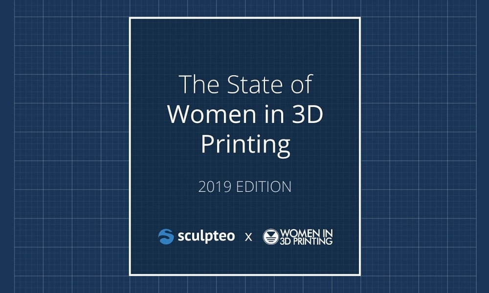 State of 3D printing: Women in 3D printing