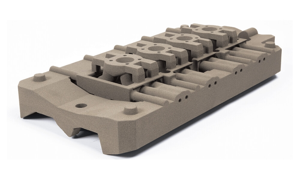Is a sand 3D printer the future of Additive Manufacturing?