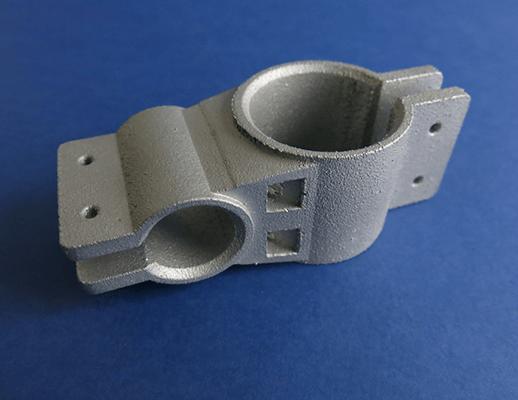 3D printing aluminium