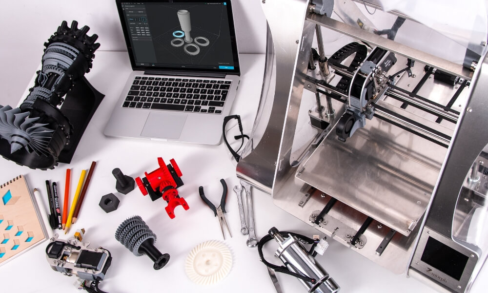 Can you 3D print a 3D printer?