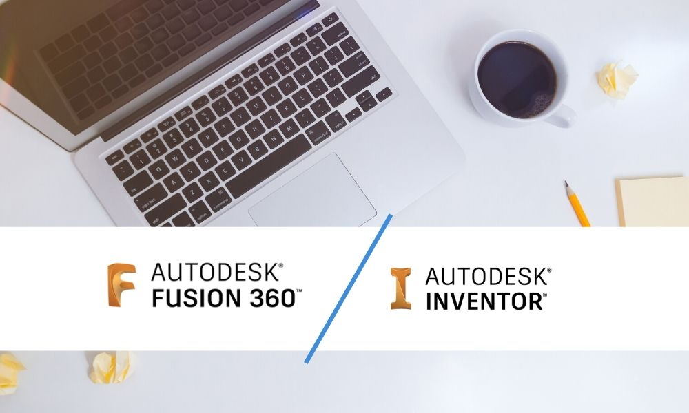 Battle of software 2020: Fusion 360 vs Inventor
