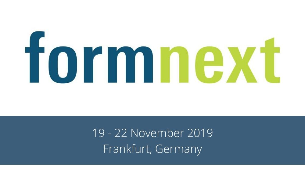 What happened in Formnext 2019?