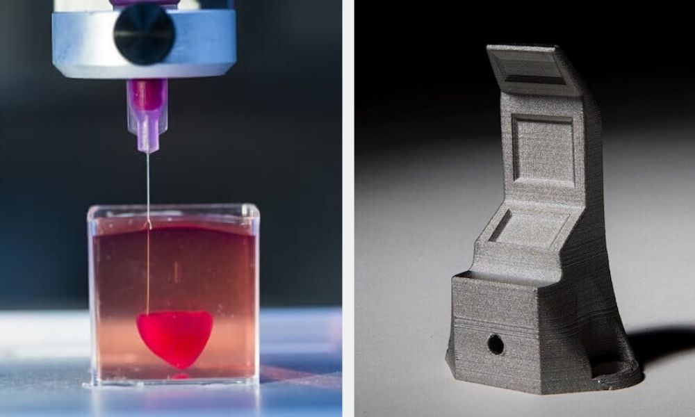 What happened in the 3D printing world in 2019 ?