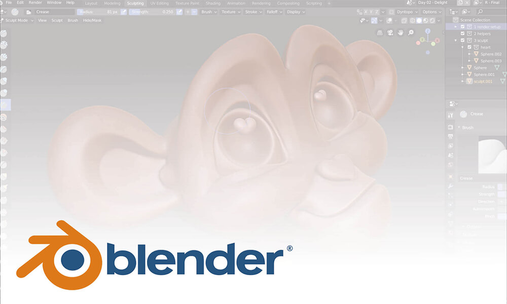 The best software tutorials for blender