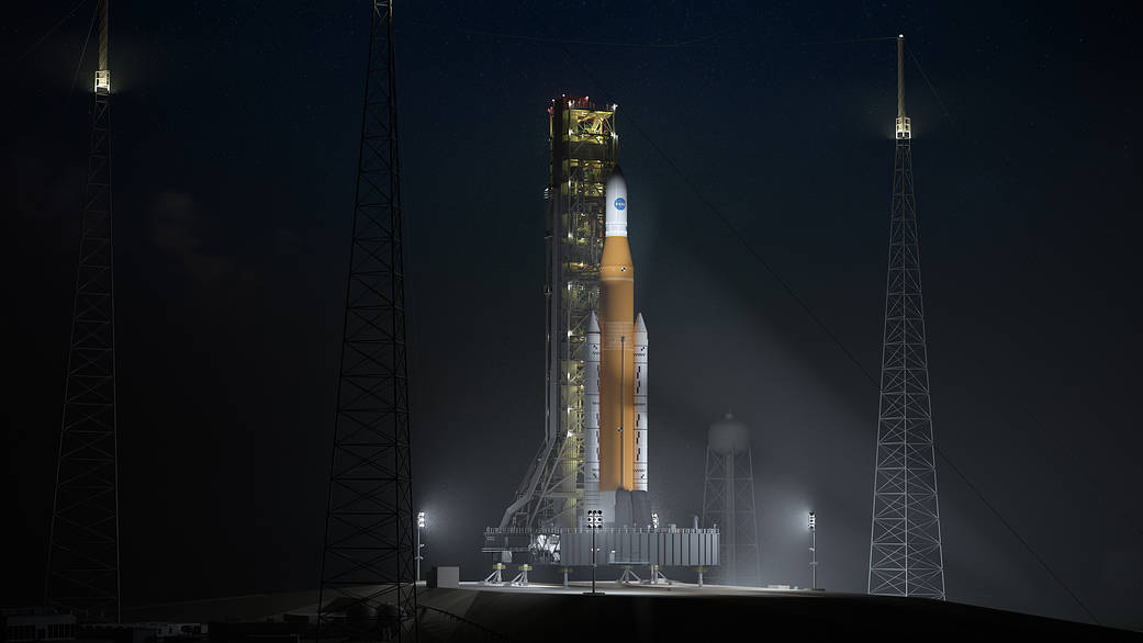 NASA insulates its deep space rockets with 3D printed molds
