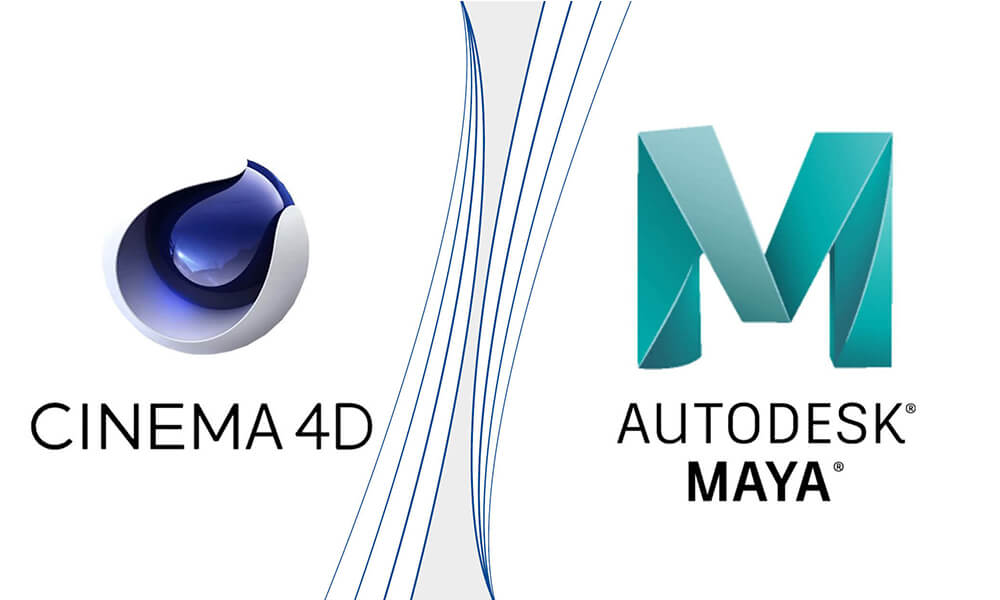 Battle of Software: Cinema 4D vs Maya