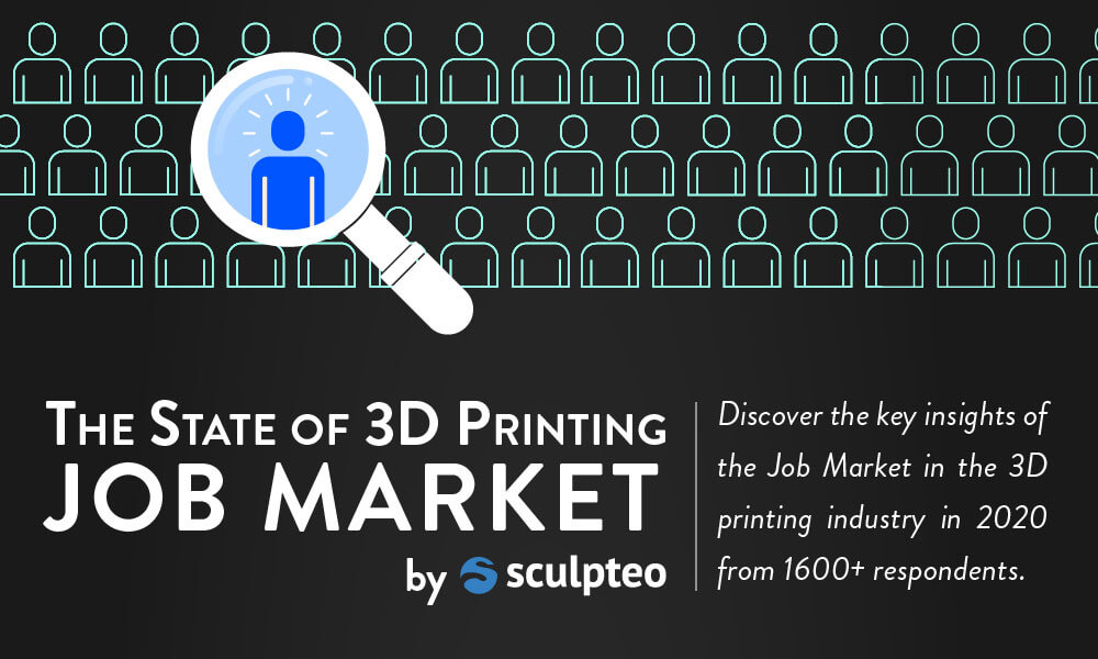 State of 3D Printing 2020 focus: 3D Printing job-market