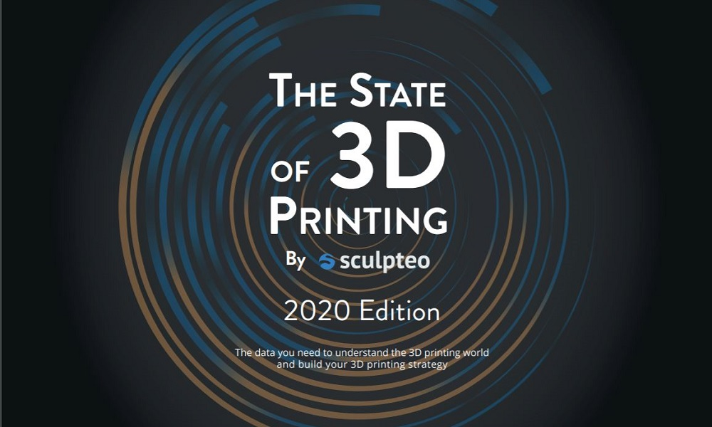Download our State of 3D Printing 2020 for free!