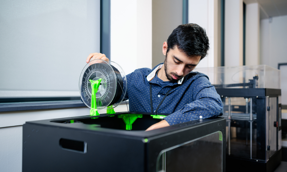 People of 3D printing: Stéphane Rodrigues