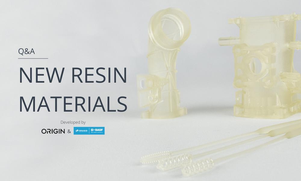 Matériaux résine ORIGIN : découvrez-les avec cette FAQ.