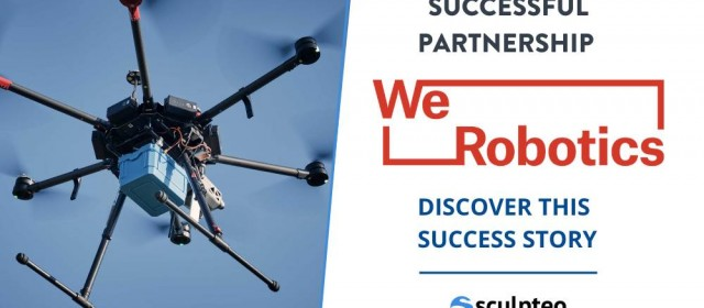 WeRobotics use additive manufacturing to be innovative and adaptive!