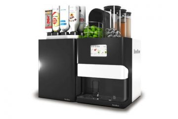 Barmate infinite 3d printing food industry