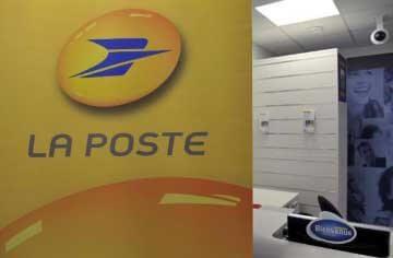 la poste retail 3d printing