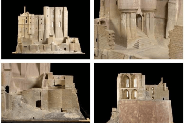 3D printed architecture project