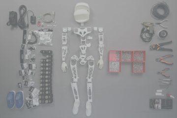 Poppy poppy components educational 3d printing