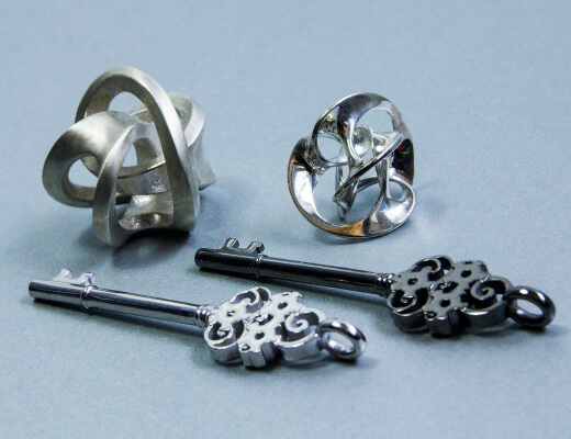 Sterling silver jewels