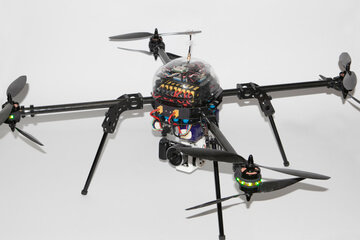 3d printing mechanical industry drone
