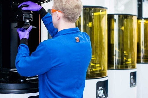 carbon 3d printer