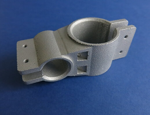 metal 3d printed part