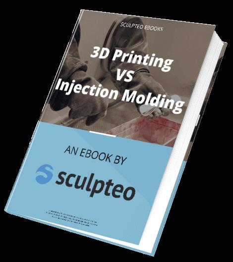 3D printingVS injection