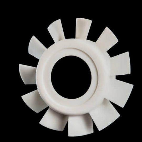 3D printed propeller prototype