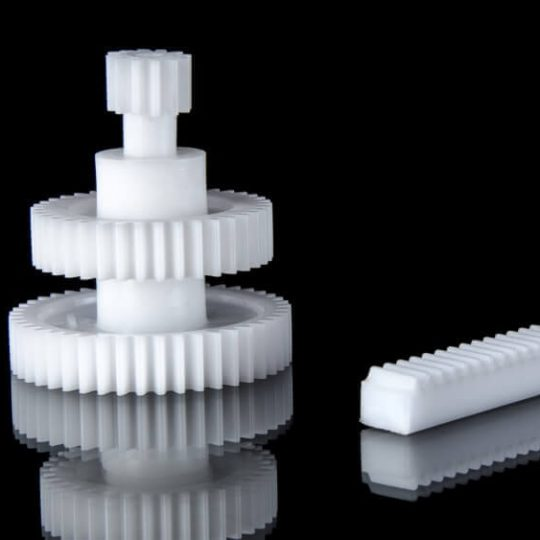 3D printed maritime gears
